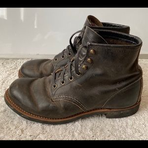 Red Wing Blacksmith 3341  Rough & Tough Boots